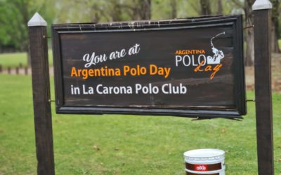 Firmamos un acuerdo de colaboración con Argentina Polo Day
